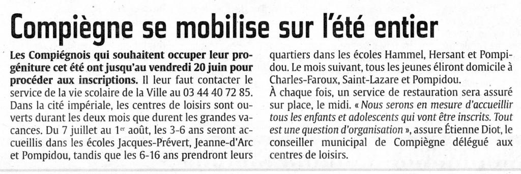 Courrier Picard 13 juin 2014