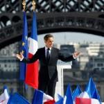 Sarkozy Trocadero 2012