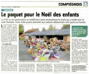Courrier Picard Solidarité Noel Compiègne 26112014
