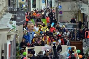 Carnaval Compiègne rue 2015 II