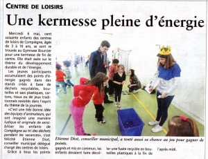 Oise Hebdo 14 mai 2015