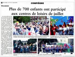 Oise Hebdo 5 aout 2015