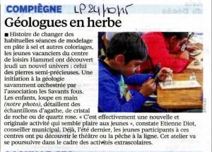 Le Parisien centres loisirs Compiègne 24102015