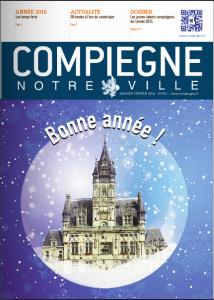 Couverture Compiègne Notre Ville Janvier 2016