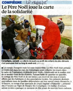 Le Parisien lutins 2015 Compiègne 14122015