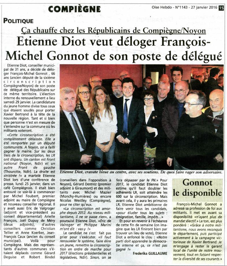 Oise hebdo du 27 janvier 2016