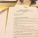 Conseil municipal Compiègne 2016