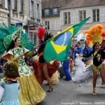 Carnaval des enfants Compiègne 2016