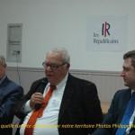 Guy Harlé d'Ophove Alain Vasselle Etienne Diot