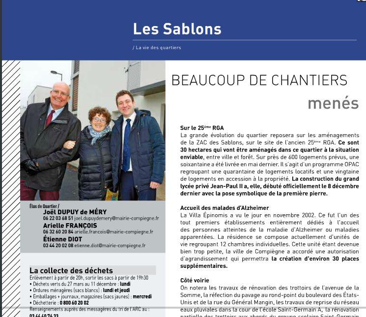 Compiègne Sablons 2017